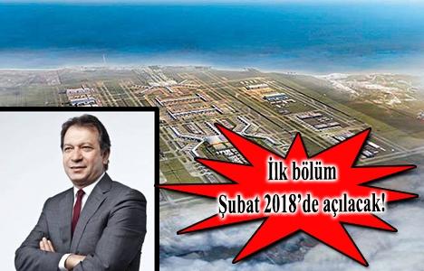 Yusuf Akçayoğlu: 3. Havalimanı mega değil, süper mega bir proje!
