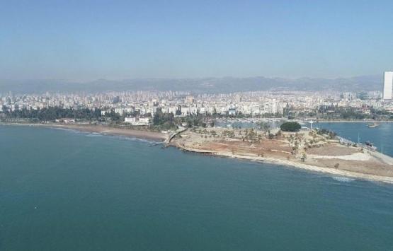 Mersin'de halk plajı