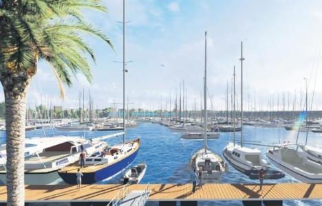Viaport Marina açılışa