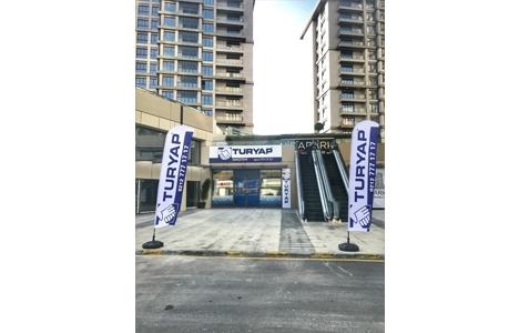 TURYAP'ın Nidapark Başakşehir temsilciliği yarın açılıyor!