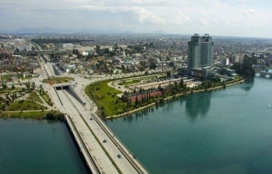 Adana'da 59 milyon