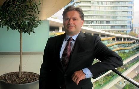 Cumhur Bilgili, Kibar Holding Risk Yönetimi Direktörü oldu!