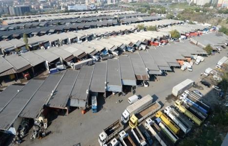 Zeytinburnu Nakliyeciler Sitesi nereye taşınıyor?