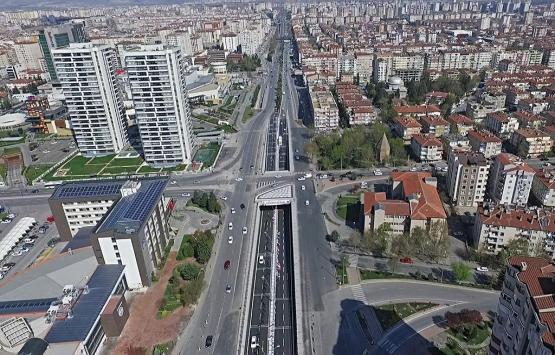 Kayseri Büyükşehir'den kavşak