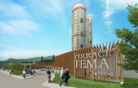 Terrace Tema Atakent