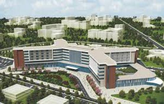 Manisa Şehir Hastanesi'nde sona doğru!