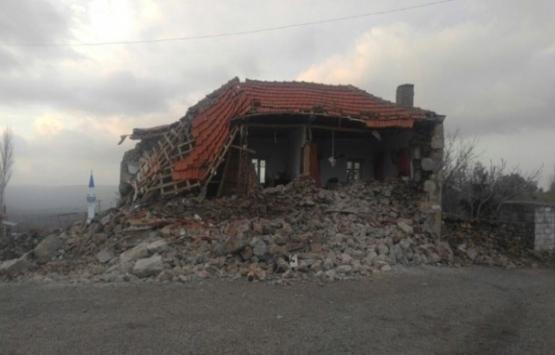 Çanakkale'deki depremde 10