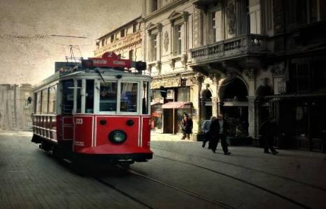Taksim'de ilk etabın
