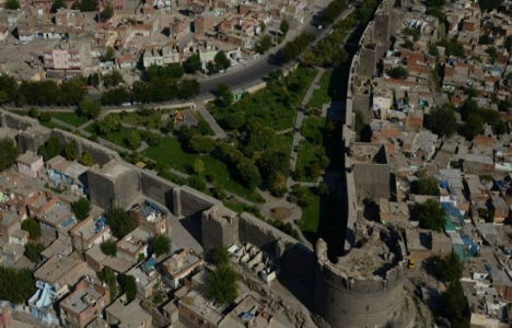 Diyarbakır'da kentsel dönüşüm