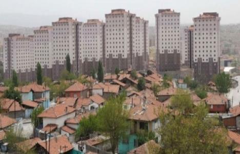 TOKİ Ankara'da 952