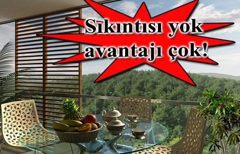 Resim İstanbul Orman'da 242 bin 500 TL'ye 1+1!