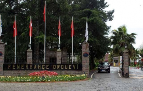 Fenerbahçe Orduevi parselasyon planı askıda!