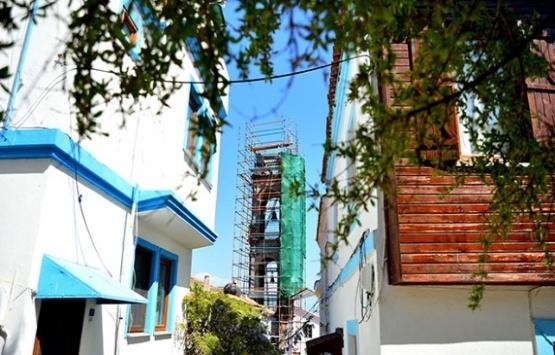 Çanakkale'deki tarihi çan kulesi restore edilecek!