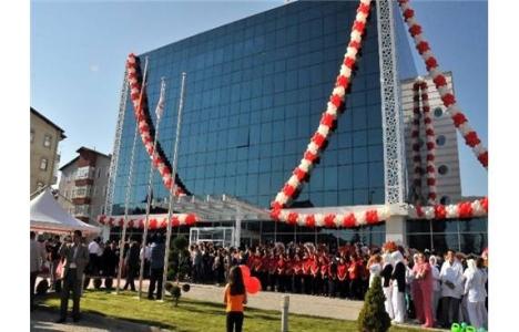 Akşehir Özel Park Hayat Hastanesi açıldı!