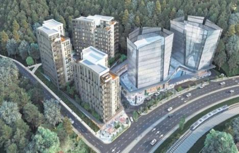 Invest İnşaat Vadikoru projesinin inşaatına başladı!