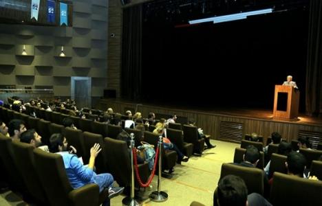 Hasan Kalyoncu Üniversitesi'nde mimarlığın geleceği konuşuldu!