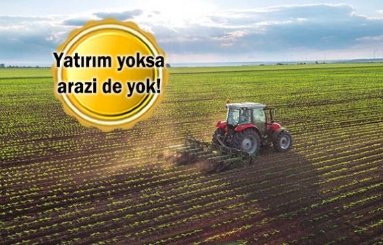 Yabancılara tahsis edilen tarım arazileri geri alınacak!
