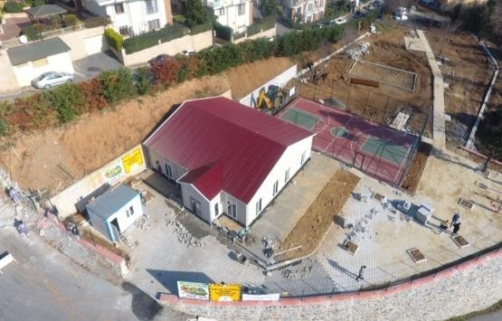 Sarıyer'e sağlık merkezi inşa ediliyor!