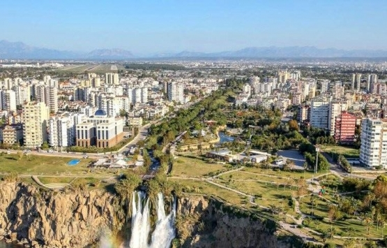 Antalya Serik'te 14 milyon TL'ye icradan satılık arsa!