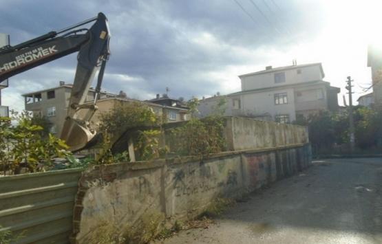 Darıca'daki kaçak yapılar tek tek yıkılıyor!
