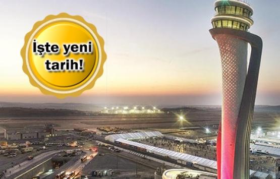 İstanbul Havalimanı'na taşınma kararı ertelendi!