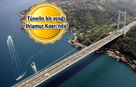 Dolmabahçe-Levazım-Baltalimanı-Ayazağa Tünelleri'nde çalışmalar