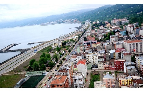 Trabzon Beşikdüzü'nde kentsel