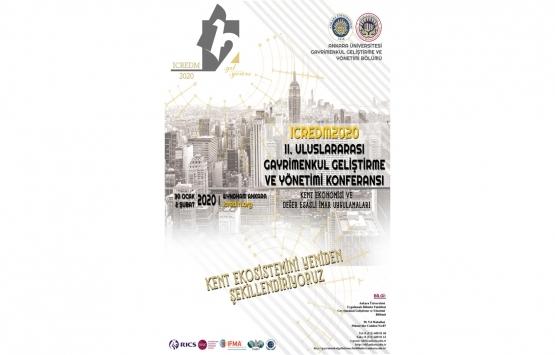 2. Uluslararası Gayrimenkul Geliştirme Konferansı
