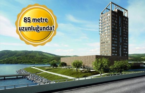 Dünyanın en yüksek ahşap binasının inşaatı bitti!