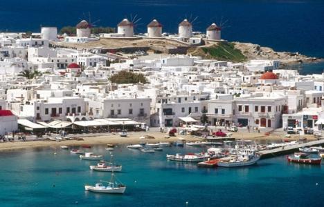 Yunanistan'da ev fiyatları
