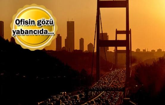 İstanbul'da nitelikli ofislerin yüzde 25'i boş kaldı!