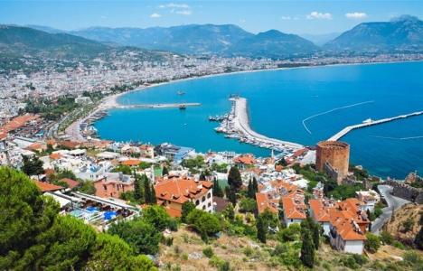 Yabancı gayrimenkul yatırımcılarının Alanya'ya ilgisi artıyor!