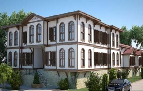 Sakarya Taraklı Belediye binası yenilenecek!