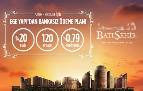 Batışehir'de bankasız 120