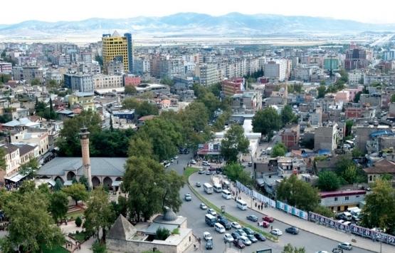 Kahramanmaraş'taki köprü inşaatı