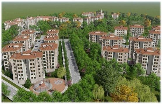 TOKİ İzmir Bergama 2019 kuraları çekildi!