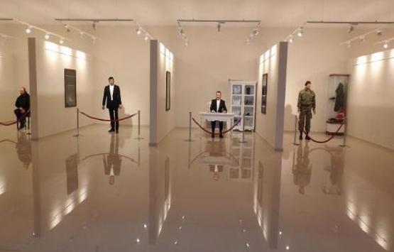 Çorum 15 Temmuz Müzesi açılışa hazır!