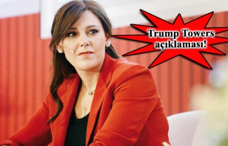 Hanzade Doğan: Trump'a