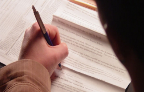 Konut kredisi başvurusu
