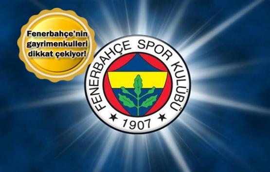 Tesis zengini Fenerbahçe'nin