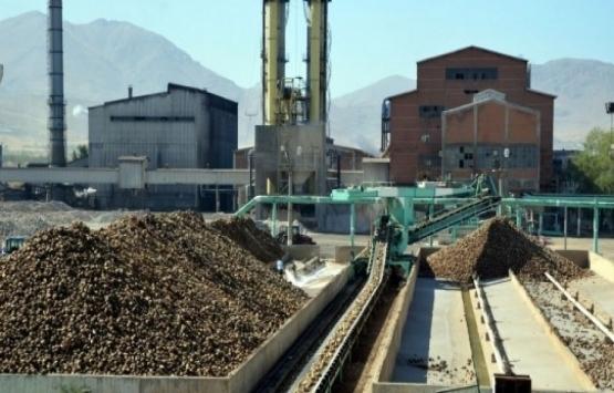 Türkiye Şeker Fabrikaları kiralama ihaleleri