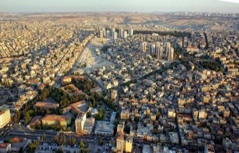 Gaziantep Şahinbey'de 4.6 milyon TL'ye icradan satılık arsa!