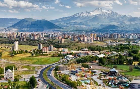 Kayseri Büyükşehir Belediyesi 221 adet villa parselini 22 milyon TL'ye sattı!