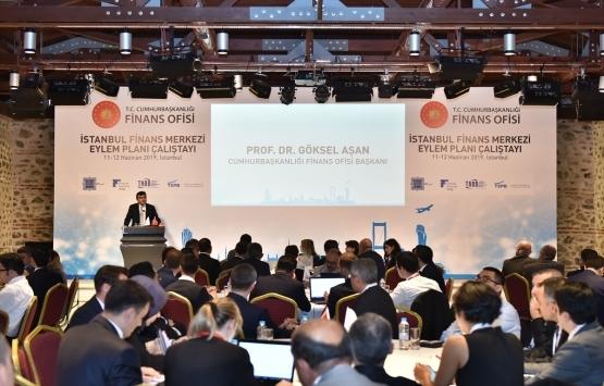 İstanbul Finans Merkezi çalıştayı