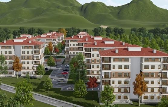 TOKİ Kayseri Tomarza projesi 23 Mart'ta satışa çıkıyor!
