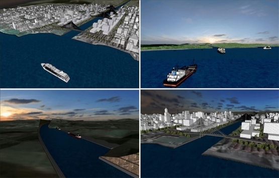 Kanal İstanbul stratejik ve ekonomik yönden büyük bir kazanım olacak!