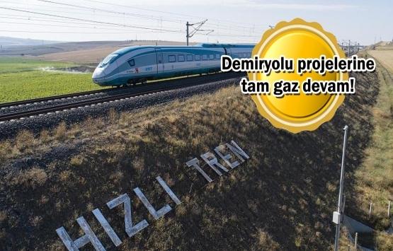 Türkiye'de ulaşım yatırımları hızlandı!