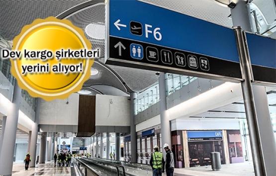 3. havalimanında ticari