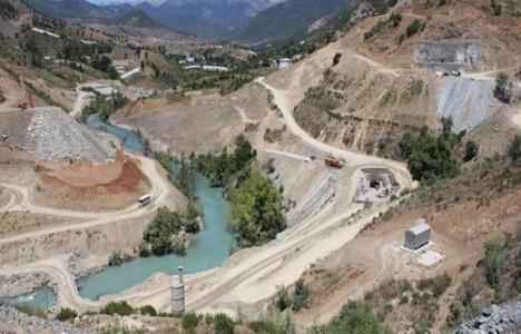 Alaköprü Barajı su