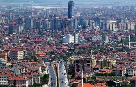Konya'da 2017 Nisan'da